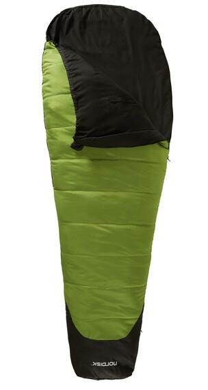 Nordisk Puk +10° Sovepose XL grøn